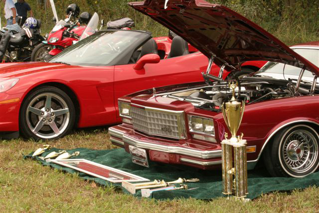 Don Franklin Campbellsville Ky >> Country Cruise-In 2002